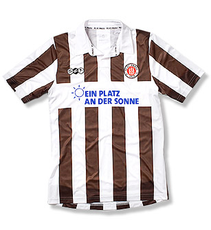 FC St.Pauli Heimtrikot 2011/2012