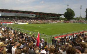 FC St.Pauli - FC Ingolstadt, 2.Liga, 16.07.2011, 2.Bundesliga, Lübeck, Lohmühle