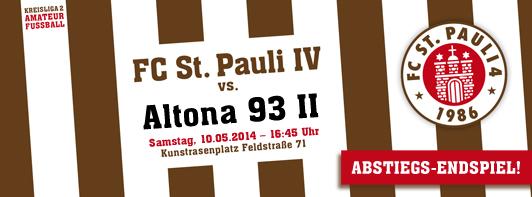 FC St.Pauli 4 - Altona 93 2