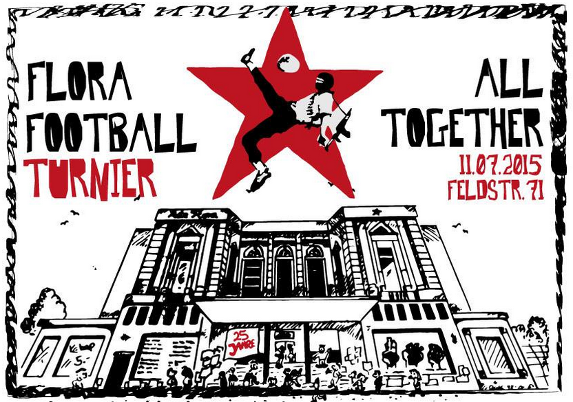 Flora Football Altogether