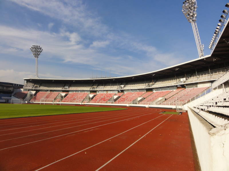 Evzena Rosickeho Stadion