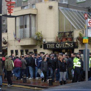 Das Queens in der Green Street