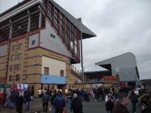 Ecke Bobby Moore Stand