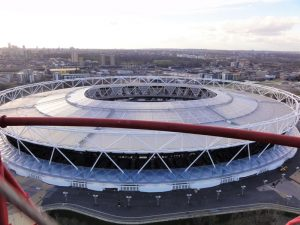 Olympiastadion, West Hams neue Spielstätte