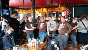 St. Pauli Fans London im Zeitgeist